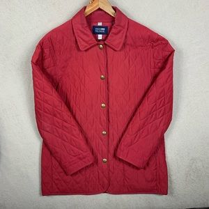 NUAGE Collection Quilted Light Jacket - 1990's